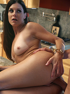 A step mother's (India Summer) secret obsession for her spoiled stepson (Van Wylde) explodes when he catches her masturbating one hot summer afternoon.